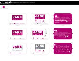 #33 cho Design modern business cards bởi SanjitKaur79