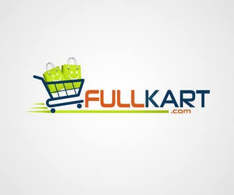 #138 for Design a logo for a shopping website www.fullkart.com by laniegajete