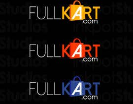 #2 for Design a logo for a shopping website www.fullkart.com by inkpotstudios