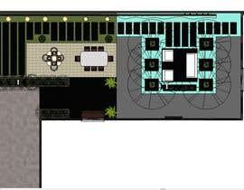 Nro 14 kilpailuun Modern Facade and Garden Landscaping for Private Residence käyttäjältä dimoreno12