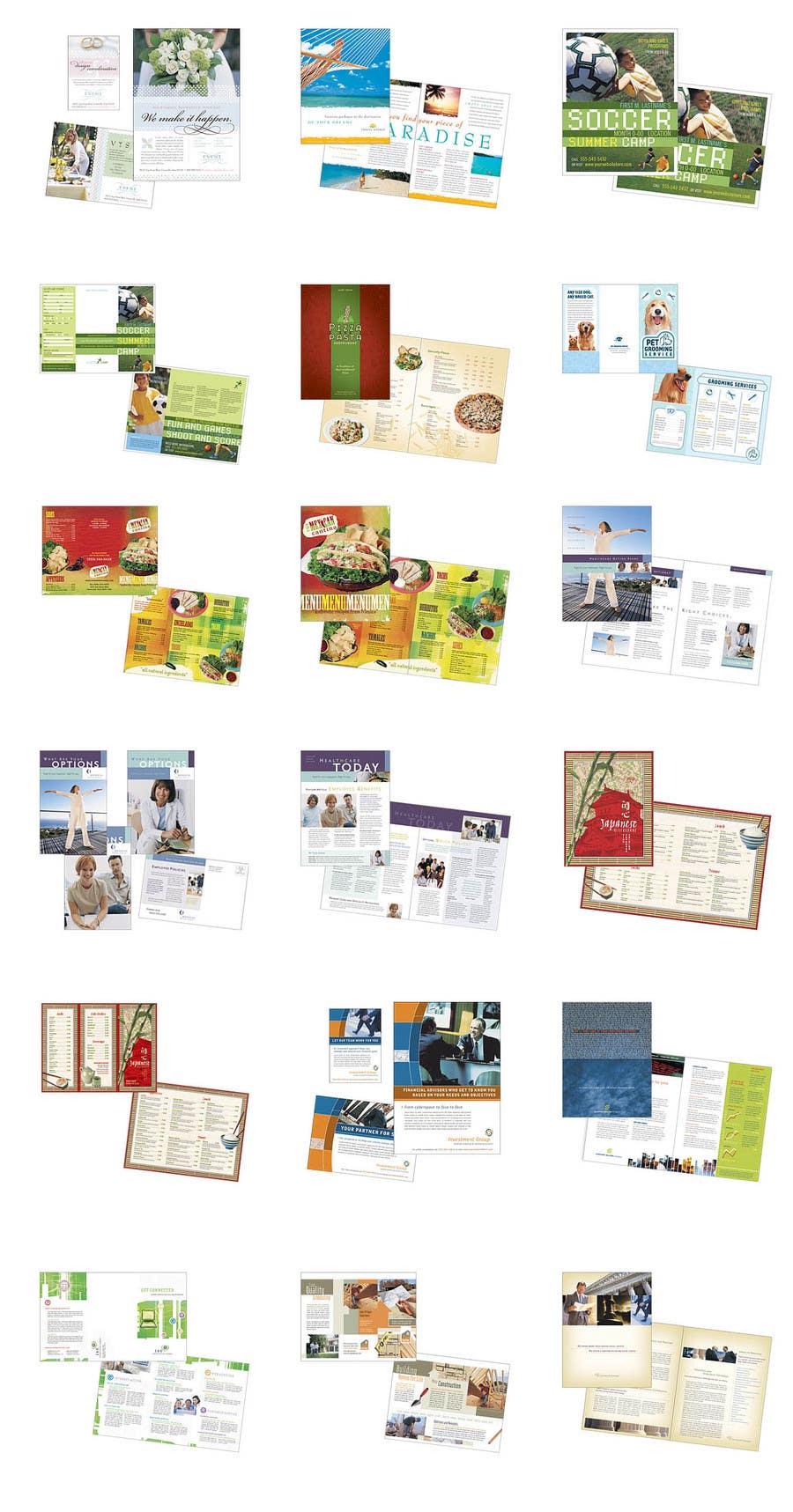 Konkurrenceindlæg #8 for Design a Brochure for mailboxesflorida.com