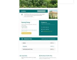 #7 for Redesign one webpage in PSD af Hamzu1