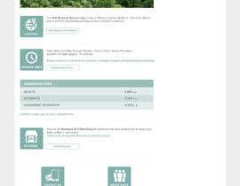 #5 for Redesign one webpage in PSD af zhoocka