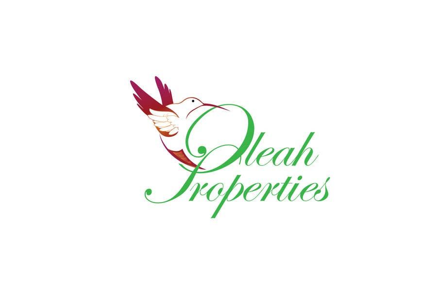 Kilpailutyö #47 kilpailussa Logo Design for Oleah Inc