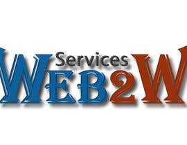 #7 para Design a Logo for Web2W por ccet26
