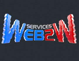 #14 para Design a Logo for Web2W por renatomeneses