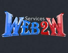 #18 para Design a Logo for Web2W por renatomeneses