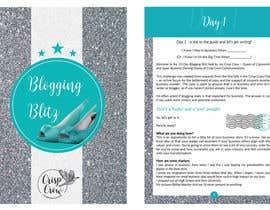 Nro 3 kilpailuun Blogging eBook redesign käyttäjältä ranjeettiger07
