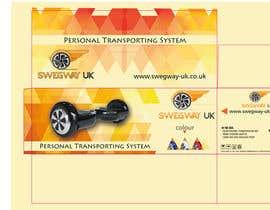 fb55f983a2a688c tarafından Design a Box for a swegway board/electric scooter company için no 10
