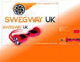 tweettweew tarafından Design a Box for a swegway board/electric scooter company için no 5