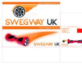 tweettweew tarafından Design a Box for a swegway board/electric scooter company için no 16