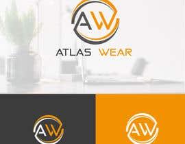Nro 110 kilpailuun Creating Atlas Wear Logo (Fitness Company) käyttäjältä babugmunna