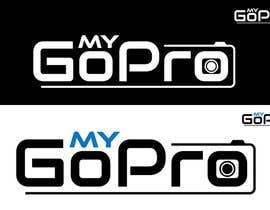 #13 para Design a Logo for MYGoPro.com por umamaheswararao3