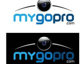 #9 for Design a Logo for MYGoPro.com by marcelog4