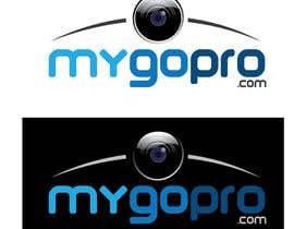 #9 para Design a Logo for MYGoPro.com por marcelog4