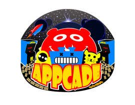 #93 for Logo Design for Appcade af fireacefist
