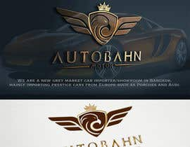 #51 for Wanted: a classy logo design for an imported car shorwoom by SGAWD