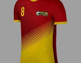 Nro 21 kilpailuun Design a soccer Jersey käyttäjältä acmnonni