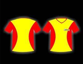 Nro 12 kilpailuun Design a soccer Jersey käyttäjältä Maryadipetualang