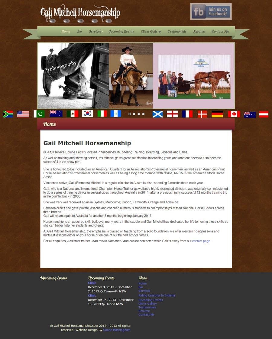 #13 for Wordpress page design addition by kelinciku