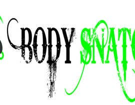 nº 11 pour Design a Logo for Body Snatchas Record Labell (Hip Hop) par dbridges