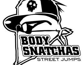 #25 para Design a Logo for Body Snatchas Record Labell (Hip Hop) por tdkdesigns