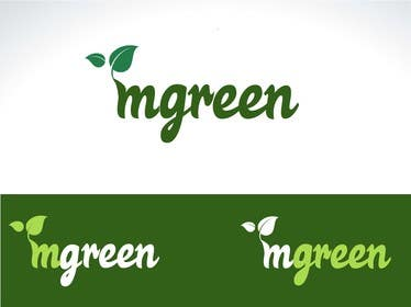 #108 para Design a Logo for mgreen por tfdlemon