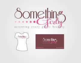 #122 pentru Logo Design for Something Girly de către designer12