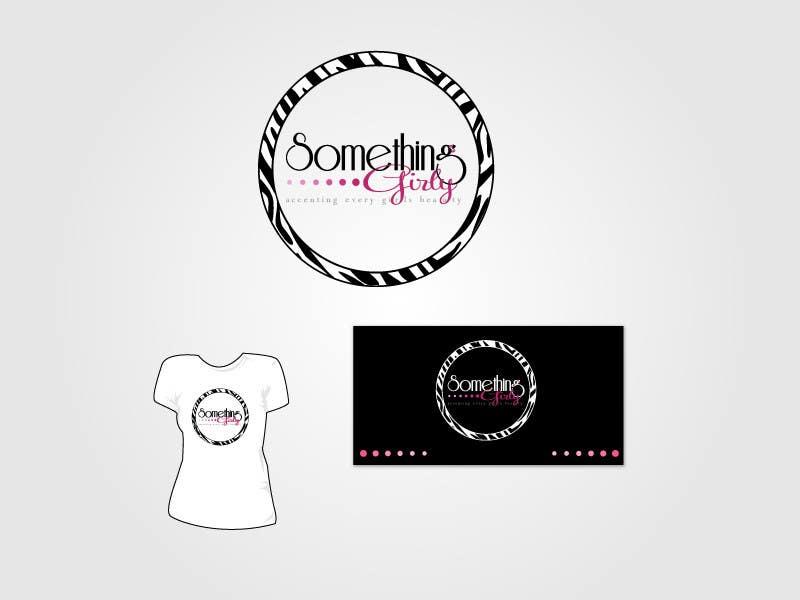 Inscrição nº                                         267                                      do Concurso para                                         Logo Design for Something Girly