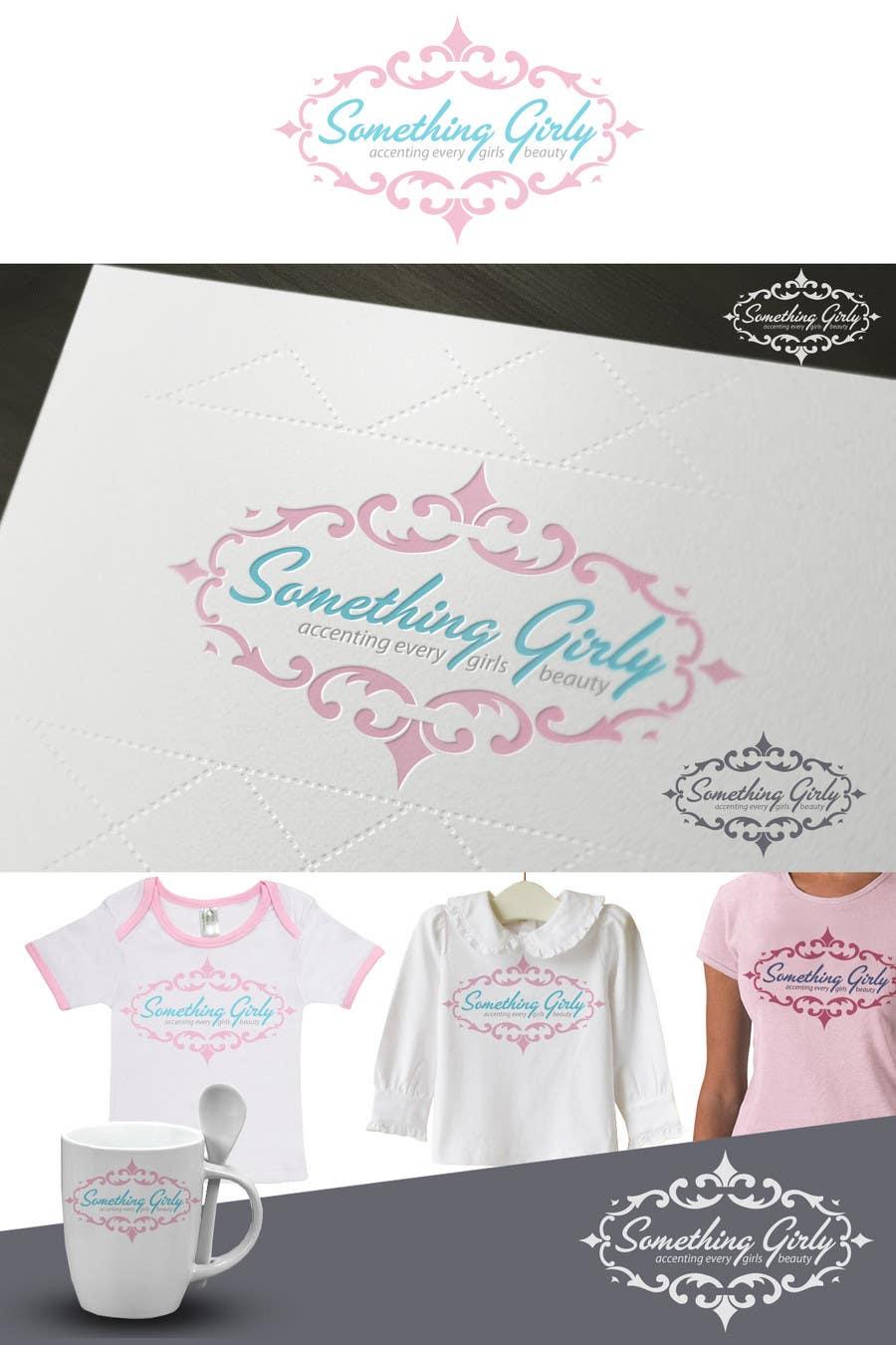 Inscrição nº                                         179                                      do Concurso para                                         Logo Design for Something Girly