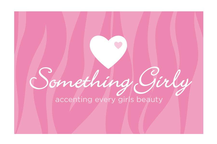 Inscrição nº                                         304                                      do Concurso para                                         Logo Design for Something Girly