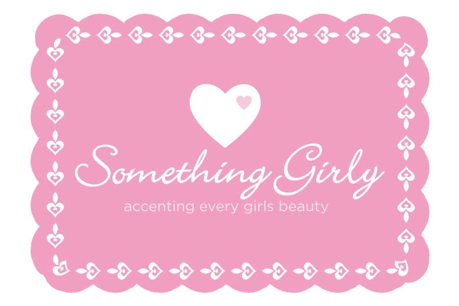 Inscrição nº                                         303                                      do Concurso para                                         Logo Design for Something Girly