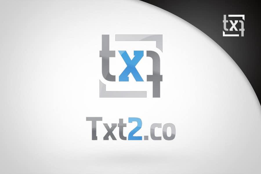 Конкурсная заявка №328 для Logo Design for Txt2 Co.