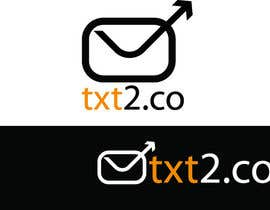 nº 54 pour Logo Design for Txt2 Co. par Smilian