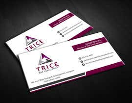 #52 for Design some Business Cards for Trice af ccet26