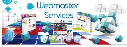 Graphic Design Contest Entry #18 for Design a Banner for website slider - Webmaster Services