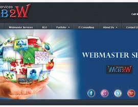 #4 for Design a Banner for website slider - Webmaster Services af himali1988
