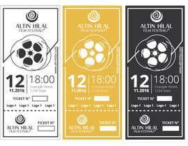 Hexedesign tarafından Flyer and ticket design için no 43