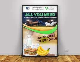 Nro 24 kilpailuun All You Need Poster käyttäjältä Naumovski