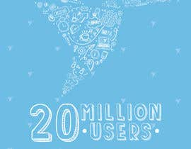 #294 for Design Contest: Freelancer.com Hits 20M Users af hiisham78