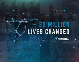 #153 for Design Contest: Freelancer.com Hits 20M Users af rcdjasmin