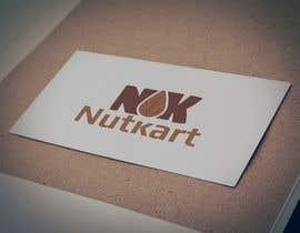 Nro 36 kilpailuun Design a logo for NutKart käyttäjältä wephicsdesign