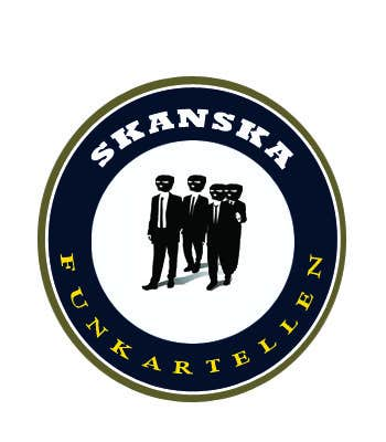 Kilpailutyö #40 kilpailussa Design a logo for a music band.