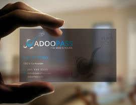 Nro 36 kilpailuun Design a Very Cool Business Card for My Company käyttäjältä raptor07