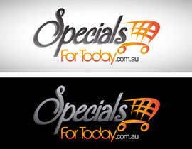 #96 para Design a Logo for Specials For Today por josandler
