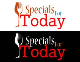 #47 para Design a Logo for Specials For Today por harmonyinfotech