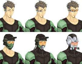 karmachela tarafından Design Game Characters (Profile portrait Pics) için no 26