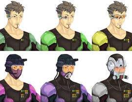 karmachela tarafından Design Game Characters (Profile portrait Pics) için no 30