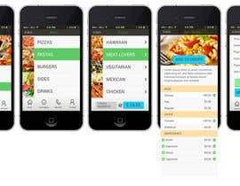 #20 cho Design an App Mockup for Restaurant bởi BillWebStudio
