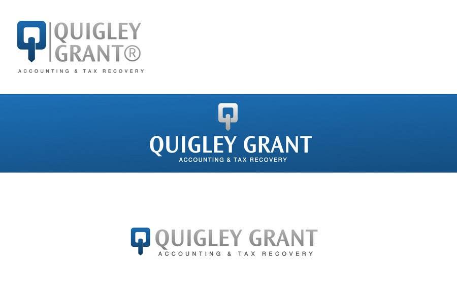 Inscrição nº 255 do Concurso para Logo Design for Quigley Grant Limited